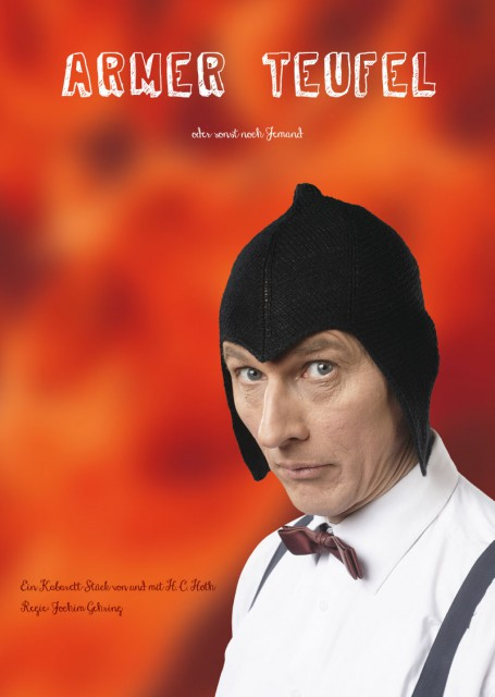 "Hans-Christian Hoth - ""Armer Teufel"""