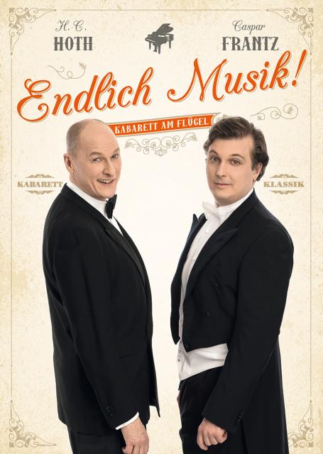 """Hans-Christian Hoth, Caspar Frantz - """"Endlich Musik!"""""""