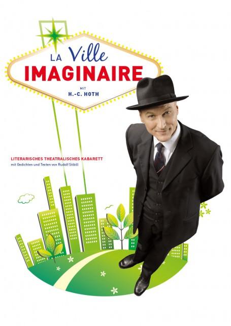 """Hans-Christian Hoth - """"La Ville Imaginaire"""""""