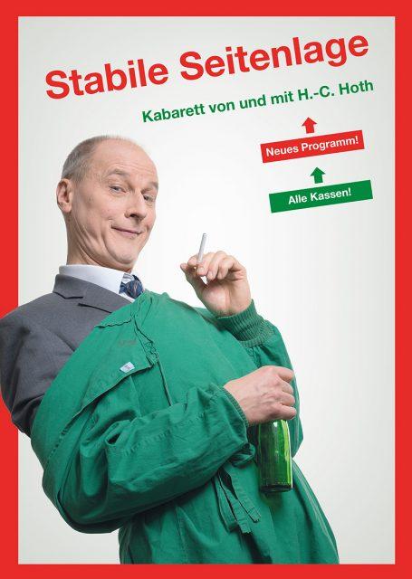 """Hans-Christian Hoth - """"Stabile Seitenlage"""""""
